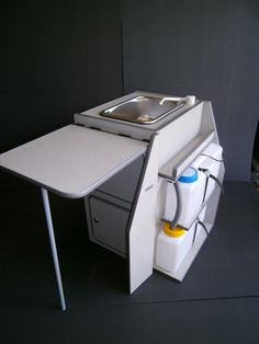 "AAC-Reisemobile - Küchenblock ""motion"""