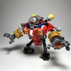 15 Best Lego Ideas Sonic The Hedgehog Vs Dr Eggman Images Eggman Lego Doctor Eggman