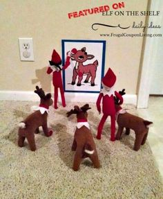 elf-on-the-shelf-ideas-pin-the-nose-on-rudolph-frugal-coupon-living