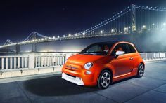 Fiat 500e - I hated the gasoline motor and gearbox, perhaps the electric version will be better