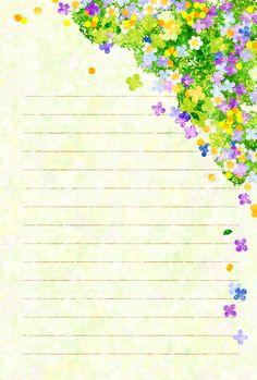Postcard of small flowers by atelier-bw http://atelier-bw.net/