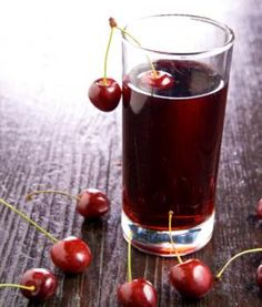 i drink Cherry juice every day for inflammation reducer.