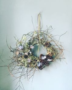 holiday-christmas-wreath-making-workshop-2015-london-gardenista