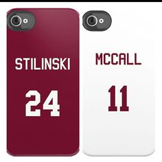 TEEN WOLF!! Not going to lie, I kinda want to get the McCall one for me and the Stilinski one for @Jennifer Kiser