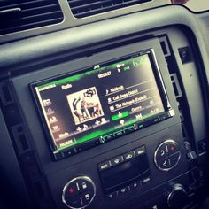 JVC head unit added to Project Decepticon.  My 2011 Chevy Suburban