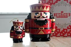 The traditional guardian of good luck and goodwill, this limited edition, numbered 2014 #Nutcracker is an iconic symbol of #Christmas. Get yours before they're GONE!! https://casies.scentsy.us/ #JustAWickAway #Scentsy #LimitedEdition #Holiday #Fragrance