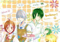 happy cafe by tenshi-koneko500 on deviantART