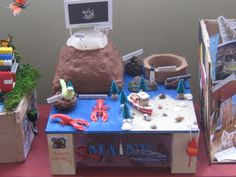 5th grade state float project | These State Floats are AWESOME!