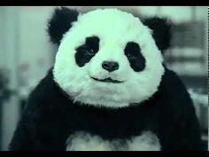 ▶ Never say no to Panda!