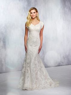 9265cc96894 241 Best Our Modest Wedding Dresses images in 2019