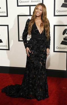 Beyonce.  Grammy's 2015