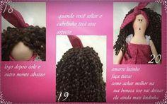Tutorial boneca Tilda feita pela incrível Alesandra Caldeira  - 8 -