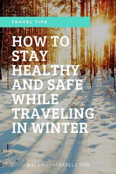 Packing tips for winter travel plus winter travel packing list so you will have the right outfits and clothes, winter health tips to avoid germs, and gear and safety equipment when driving in snow, whether you travel in the USA, Europe or anywhere else cold weather essentials are needed. #wintertravel #NipItintheNozin [sponsored] Winter Vacation Packing, Winter Family Vacations, Winter Travel, Holiday Travel, Family Travel, Packing Tips, Travel Packing, Travel Usa, Travel Guides