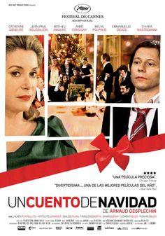 Un cuento de Navidad (2008) Francia. Dir: Arnaud Desplechin. Drama. Comedia. Enfermidade. Familia - DVD CINE 1301