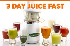 3 DAY Winter Juice Cleanse/Fast by @Karen Kipp. Follow the program at your leisure or join our FREE Facebook Support Group with @Omega Appliances and do a group cleanse January 18th-20th. Sign up here:  https://events.r20.constantcontact.com/register/eventReg?llr=cpddbmeab=a07e6sxsof8ecfd41c2