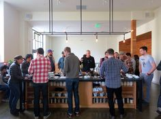 Counter Culture Coffee San Francisco | Alexander Leonard | Archinect