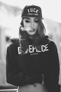 hottie Hip Hop Fashion... swag fashion offduty streetwear love sexy style hiphop casual sporty