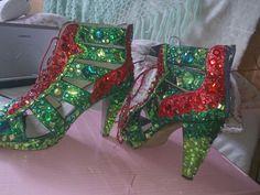 Letné topánočky