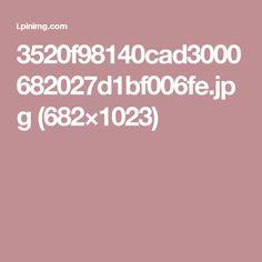 3520f98140cad3000682027d1bf006fe.jpg (682×1023)