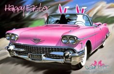 Happy Easter from Car Chix