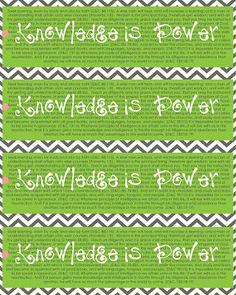 The Three Sweet Peas-Knowledge bookmark