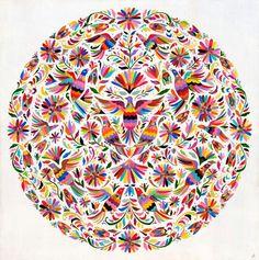 Sylvia Ji- Mexican folk art