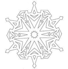 schneeflocken aus papier basteln vorlage geburtstag schneeflocke vorlage schnee und. Black Bedroom Furniture Sets. Home Design Ideas