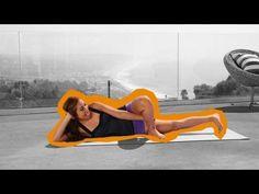 Lean Legs for Short Halloween Skirts Routine #Pilates #Bootcamp Francene Perel