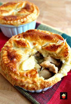 French En Pot Pies Via Barefootcontessa Barefoot Contessa Ina Pinte