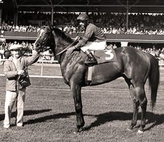 Forward Pass- 1968 winner of the Kentucky Derby and the Preakness