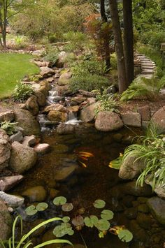 why add gravel to the bottom of the pond