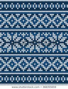 Easiest Crochet Frills Border Ever! Beginner Knitting Patterns, Fair Isle Knitting Patterns, Knitting Stiches, Fair Isle Pattern, Baby Hats Knitting, Knitting Charts, Knitting Socks, Cross Stitch Borders, Crochet Borders
