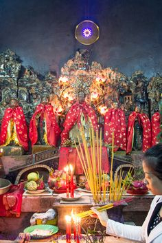 An authentic & busy community centre, the Jade Emperor Pagoda temple is a must-see for visitors to Ho Chi Minh City in Vietnam.
