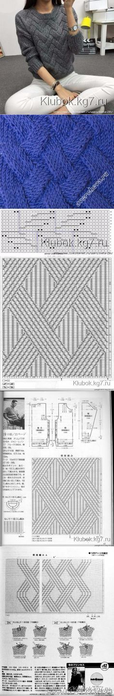 Mejores 331 imágenes de blusas en Pinterest en 2018   Bead Crochet ...