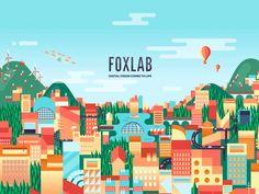 Foxlab city loop