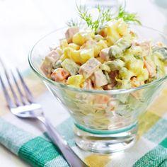 Macédoine de légumes aux saucisses Knacki®
