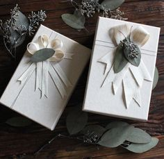 Expert Tips for Gorgeous Gift Wrap   Simone LeBlanc for @Domaine
