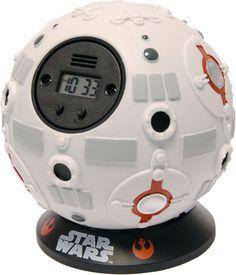 Star Wars - Jedi Training Ball Alarm Clock : Forbidden Planet