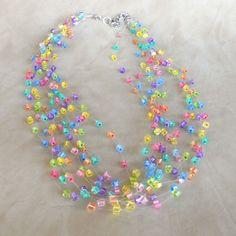 Target, Beaded Necklace, Jewelry, Pearl Necklace, Bijoux, Jewlery, Jewels, Jewelery