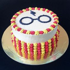 Image Result For Easy Harry Potter Cake With Images Harry