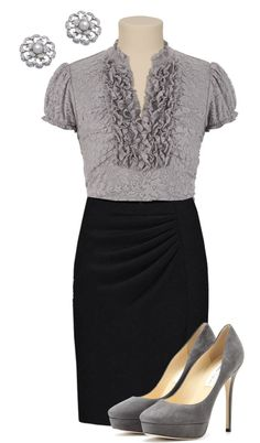 """""""Romantic Ruffles"""" by qtpiekelso on Polyvore"""