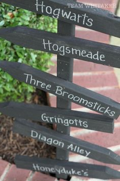 Hogwarts anyone? This Harry Potter themed birthday party for young girls has ideas for owl post invitations, food straight from Hogsmeade and fit for a feast in the Great Hall, party activities, Honeydukes party favors and more. If 9 3/4 is your favorite number, then this party just might be for you.
