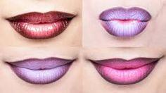 Výsledek obrázku pro makeup lips