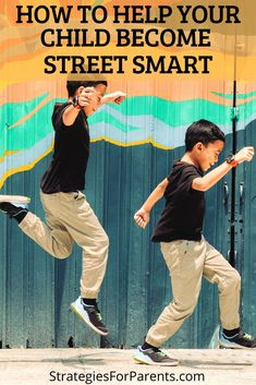 Teaching Street Smarts to Kids Kept off the Streets - Strategies for Parents Parenting Issues, Parenting Teens, Parenting Advice, Infant Activities, Family Activities, Raising Teenagers, Toddler Behavior, Street Smart, Newborn Care