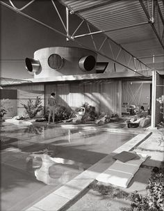 View Frey House I, Palm Springs, Architect Albert Frey by Julius Shulman on artnet. Browse upcoming and past auction lots by Julius Shulman. Richard Neutra, Mid Century House, Mid Century Style, Mid Century Design, Palm Springs, John Lautner, Architecture Magazines, Interior Architecture, Vintage Architecture