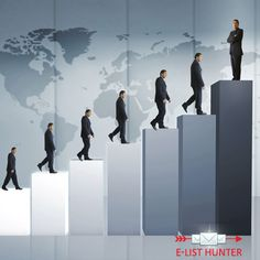 Climb up the ladder of success rapidly with the best #data solutions.- #CLevel Executives #Email - E-List Hunter https://goo.gl/mNnBTh