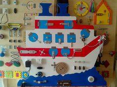 Occupé planche, planche sensoriel, serrure, activité Conseil, Montessori jouet éducatif, jouet en bois, verrou de planche, jouets d