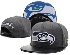 fb8ccd0112a Seattle Seahawks New Era Sports Hats Seattle Seahawks NFL Snapback Hats