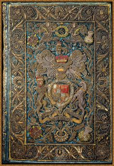 """""""Thy word is a lamp unto my feet, and a light unto my path."""" (Psalm 119:105)    ..... HOLY BIBLE.  Royal Collection Trust, England (1659-60) by Plum leaves, via Flickr"""