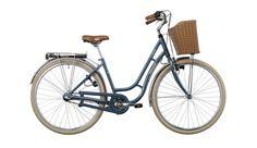 Vermont Saphire - Vélo de ville Femme - bleu